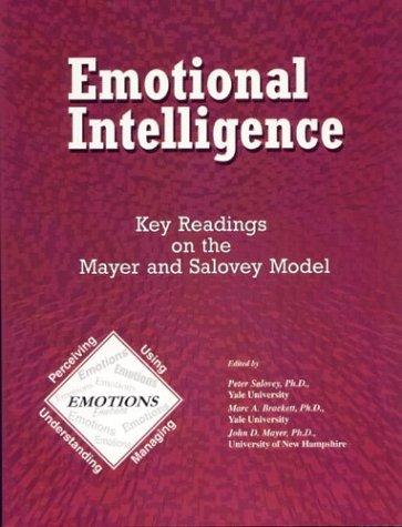 (書影:Emotional Intelligence: Key Readings on the Mayer and Salovey Model)