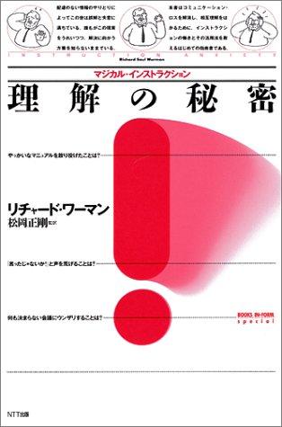 (書影:理解の秘密―マジカル・インストラクション (BOOKS IN・FORM Special))